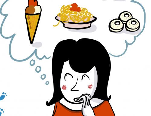 Ansiedad por comer. Cómo atacar el problema a 3 niveles y solucionarlo.